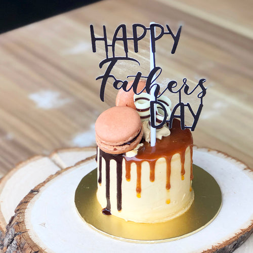 Fathers' Day Cakes