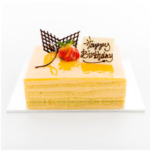 Load image into Gallery viewer, Mango Delight Cake