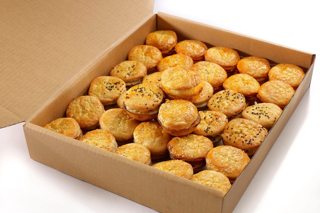 (SA01) ASSORTED MINI CHICKEN PIES