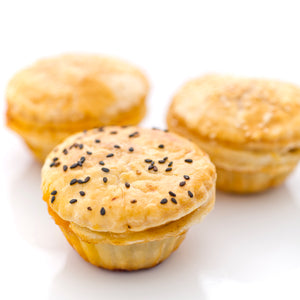 (SA01) 20pc Assorted Mini Chicken Pies