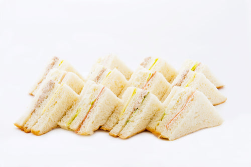 (SA07) 24pc Mini Club Sandwiches