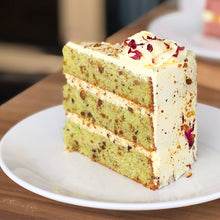 Load image into Gallery viewer, Pistachio Rose Cake