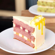 Load image into Gallery viewer, Raspberry Lemon Cake