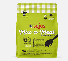 Sojos Mix-A-Meal Veggie and Fruit Pre-Mix