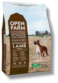 Open Farm Dog Pasture Lamb