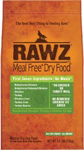 Rawz Dog Chicken & Turkey