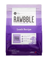 Bixbi Dog Rawbble Lamb