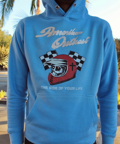 Ride of your life BD hoodie