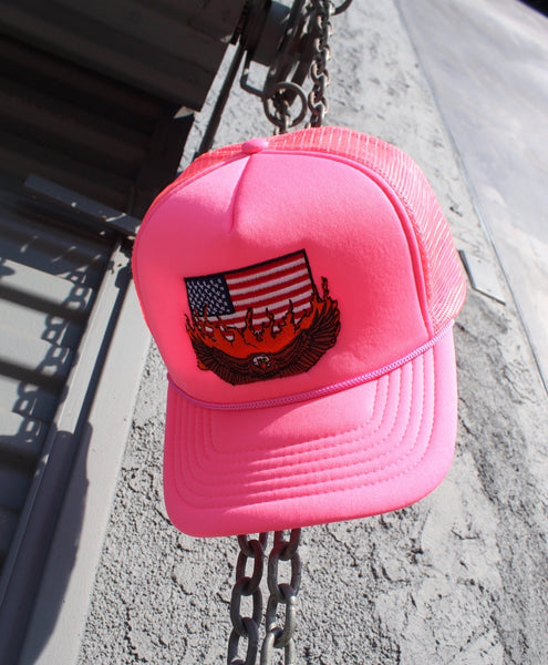 Price of Freedom pink