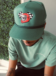 Ride of your Life snapback forest green