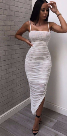 white-slinky-maxi-dress