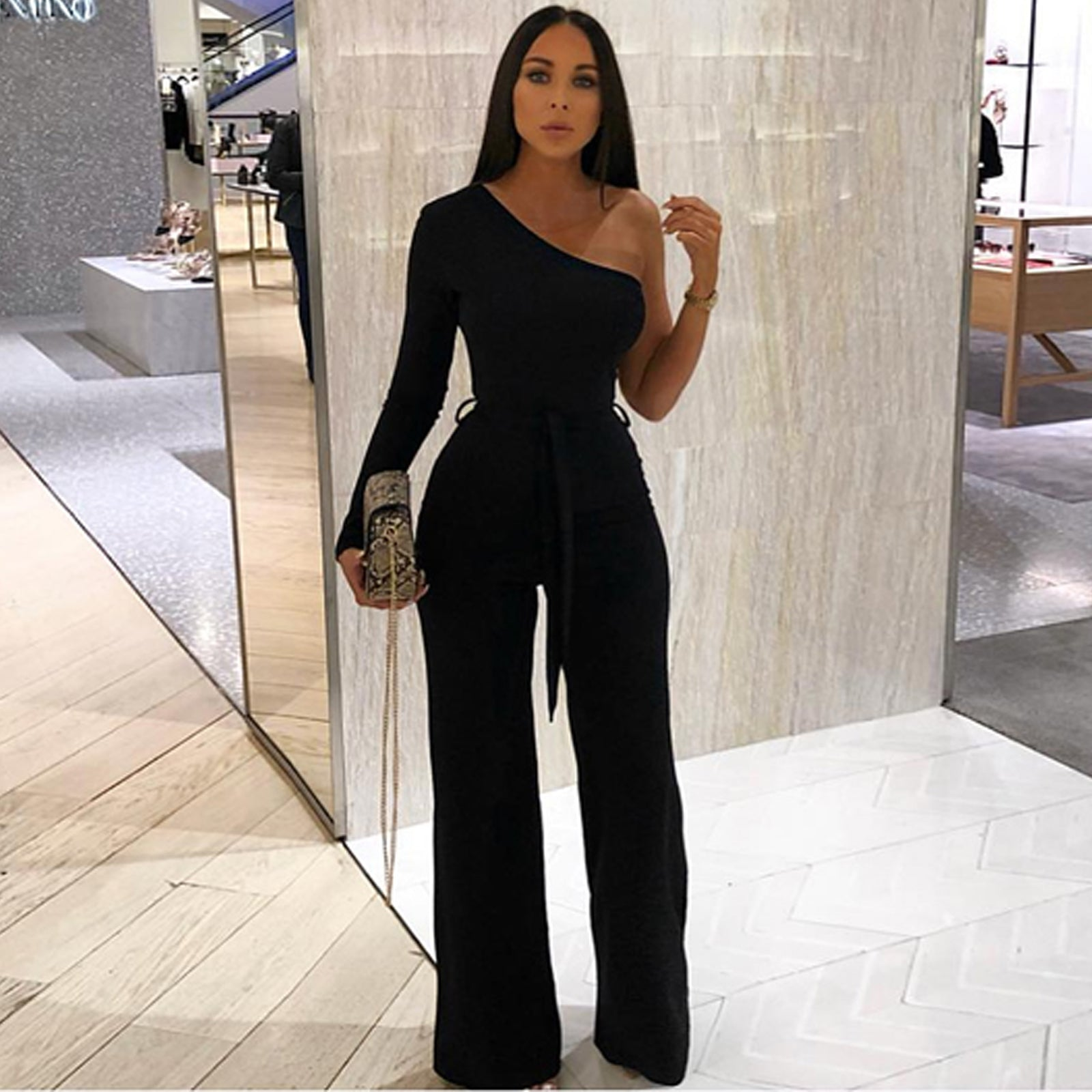 adc455832dabf Jumpsuits | Women's Long Sleeve Jumpsuits & Rompers | Femme Luxe UK –  FemmeLuxe