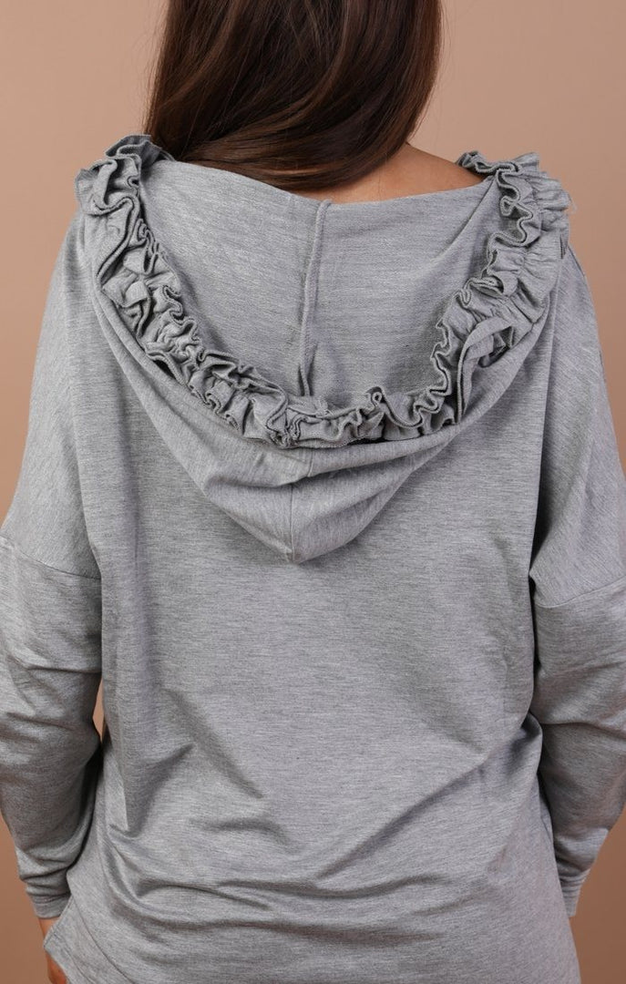 Grey-oversized-frill-detail-loungewear-set-addison
