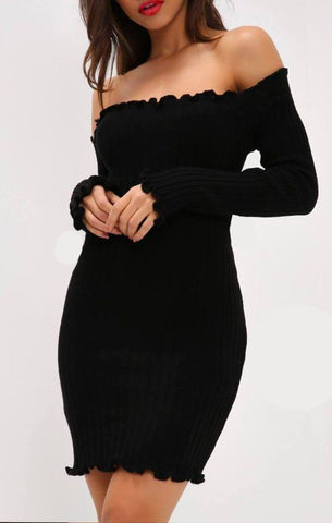 Bardot Knitted Dresses