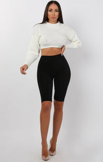 Cream-Cropped-Knitted-Jumper-Miah