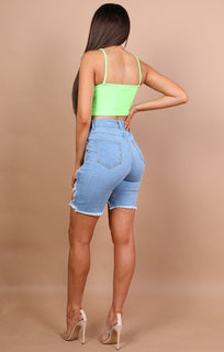 Neon-green-cami-crop-top-Heidi