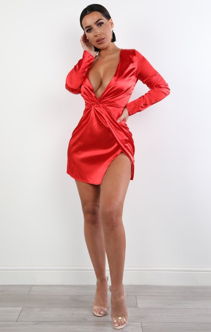red-satin-wrap-dress-ivy