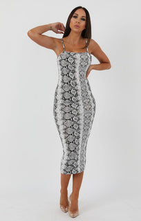 Animal-Snake-Print-Square-Neck-Strappy-Midi-Dress-Carly