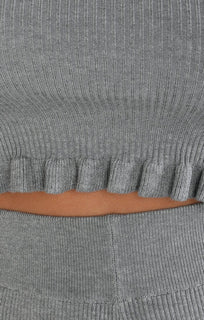 Grey-Ribbed-Loungewear-Leggings