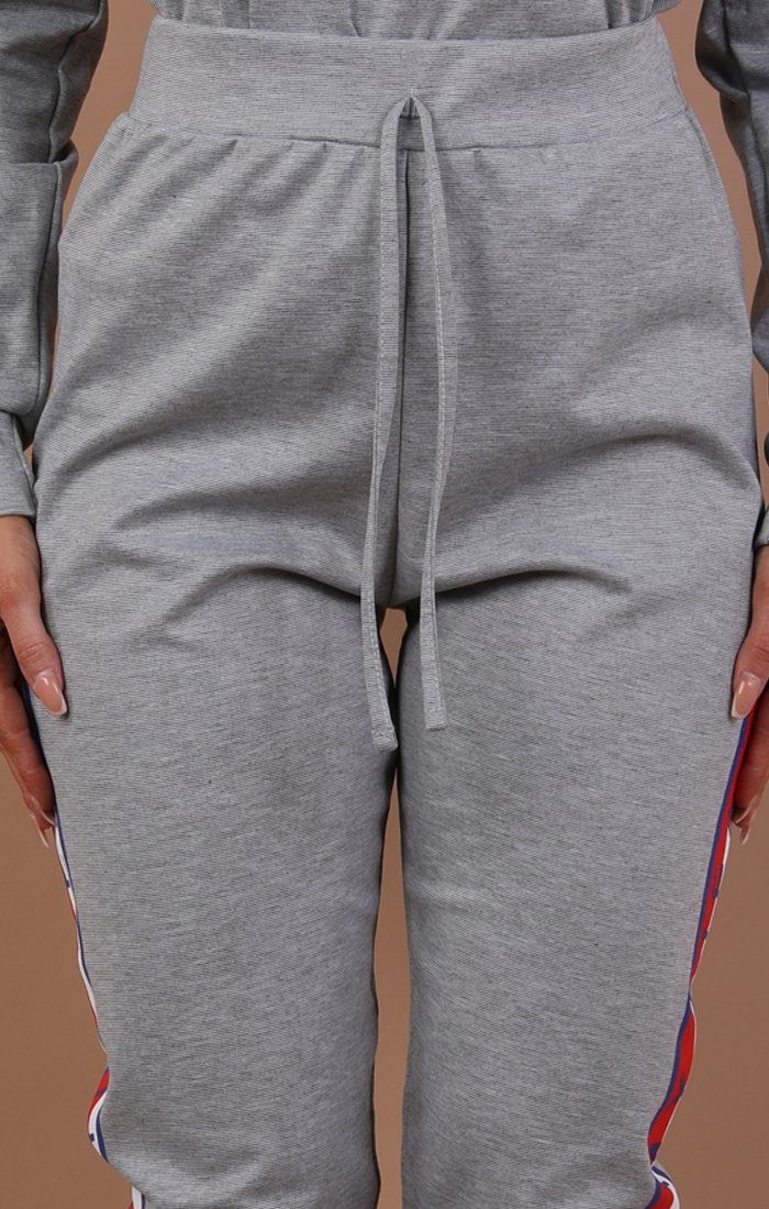 Grey In My Jeans Loungewear Set - Sadie