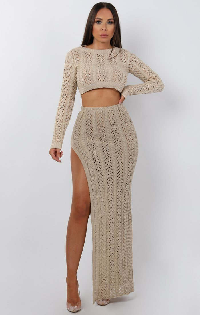 Beige-Crochet-Long-Sleeve-Crop-Top-Natasha