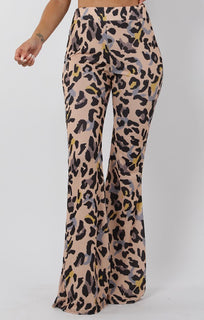 Beige-Leopard-Print-Fit-and-Flare-Trousers-Alana