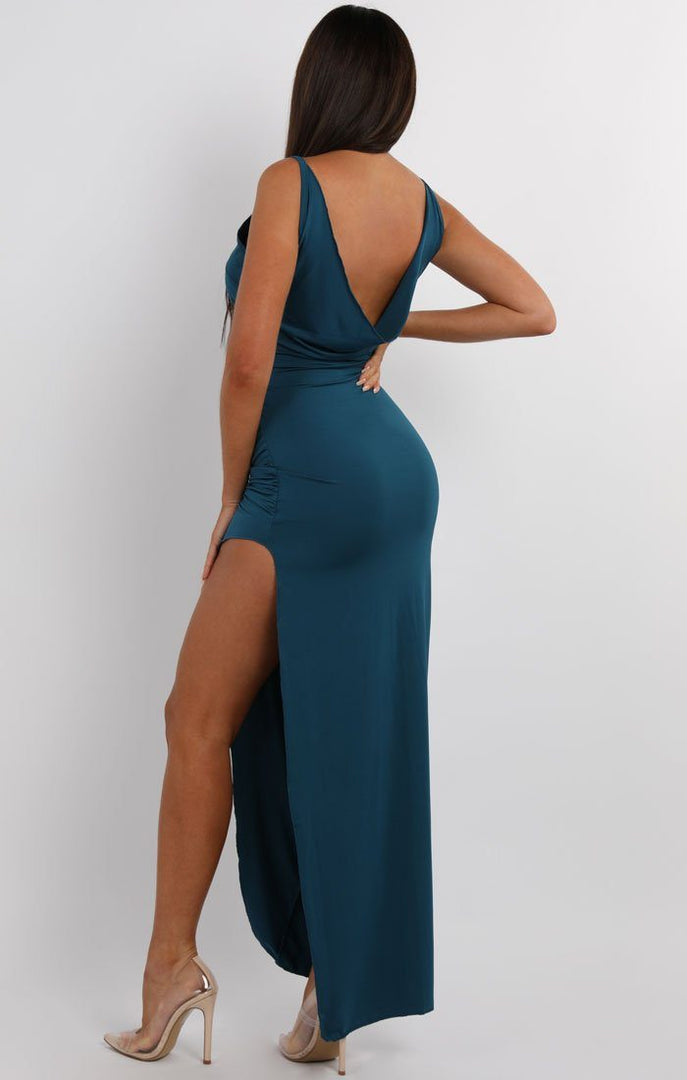 Blue-Open-Back-Split-Leg-Maxi-Dress-Nikki