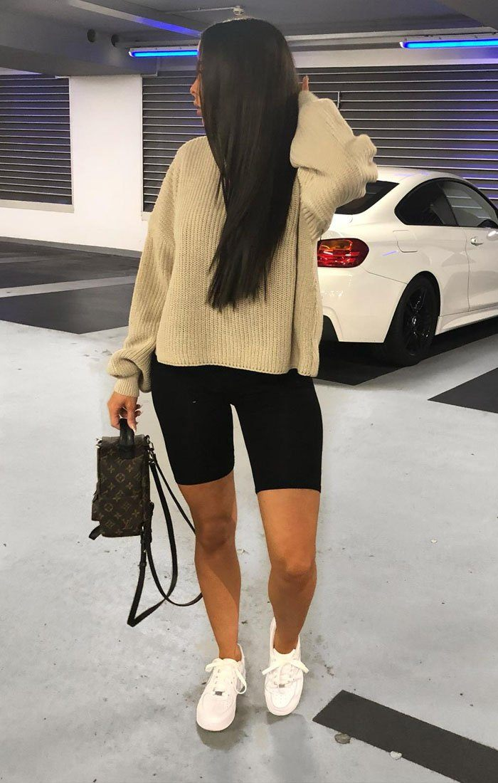 Stone Oversized Crop Jumper - Shaunie