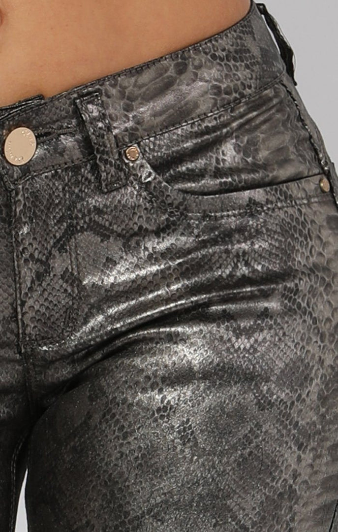 Grey-Faux-Leather-Snake-Print-Jeans-Sammie