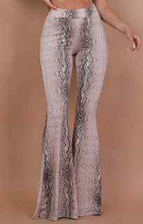 High-Waisted-Snake-Print-Flared-Trousers-Olivia