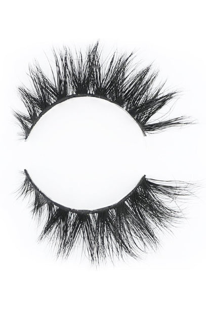 3D Mink Strip Lashes #Marbella