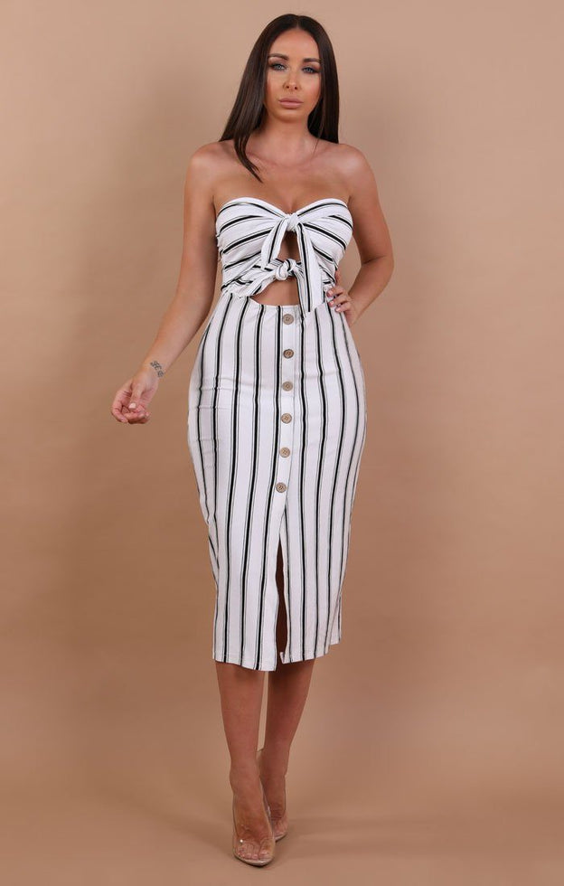 White-Striped-Bodycon-Midi-Dress-Demi