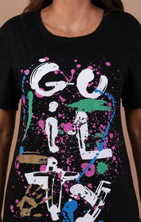 Black-guilty-abstract-printed-t-shirt-becky