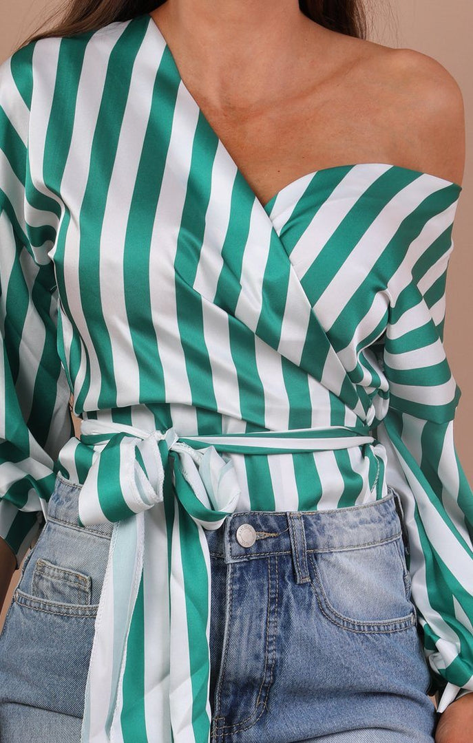 green-and-white-stripe-wrap-shirt-thea