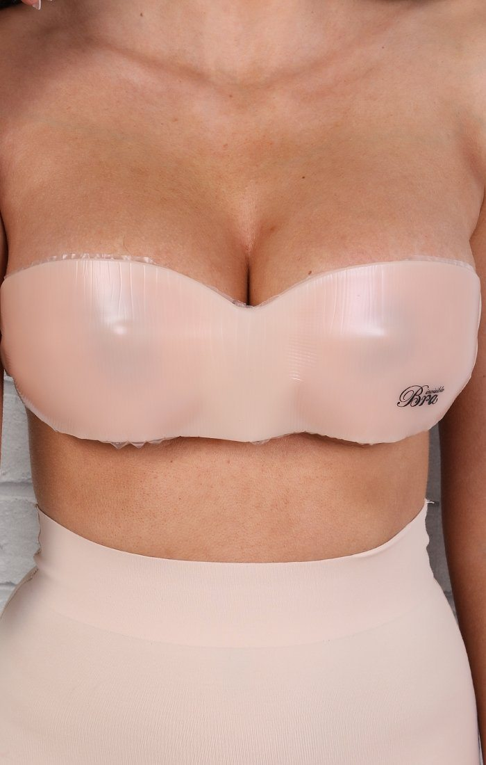 Silicone Invisible Strapless Bra
