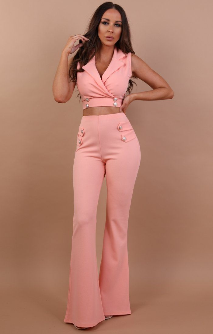 Nude-cropped-blazer-co-ord-set-Ruby