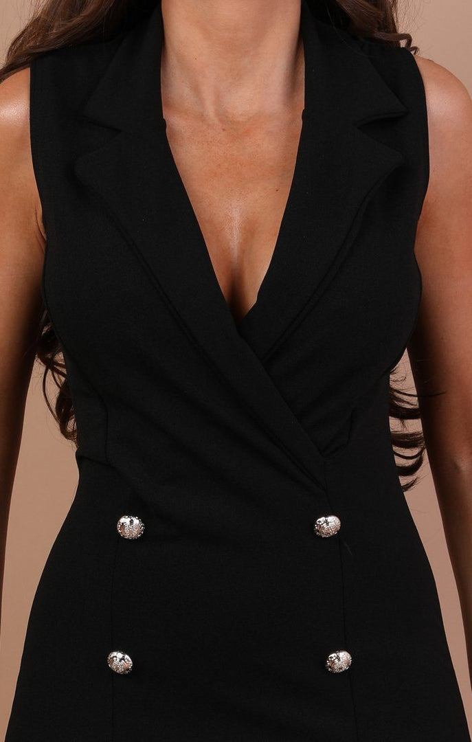 Black-Blazer-Dress
