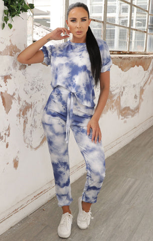 Blue Loungewear Sets