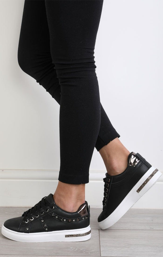 Black-studded-Diamante-Trainers-charlotte