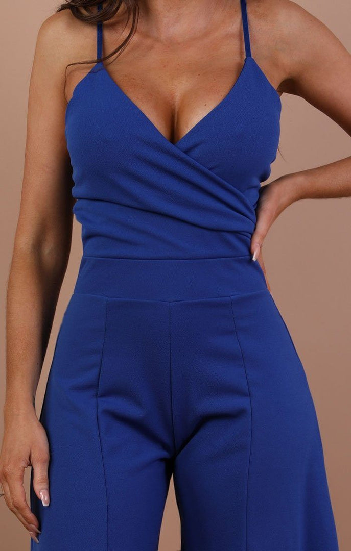 Blue-extreme-flare-split-leg-jumpsuit–savannah