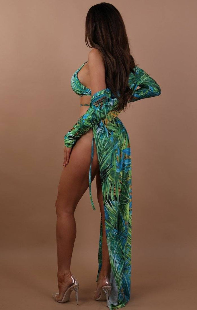Green-tropical-three-piece-swimwear-set-megan