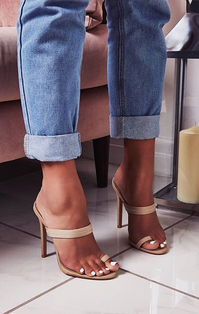 Nude-Toe-Ring-Matte-Mules