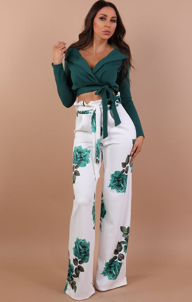 Green-Floral-Paper-Bag-Trousers–Harper