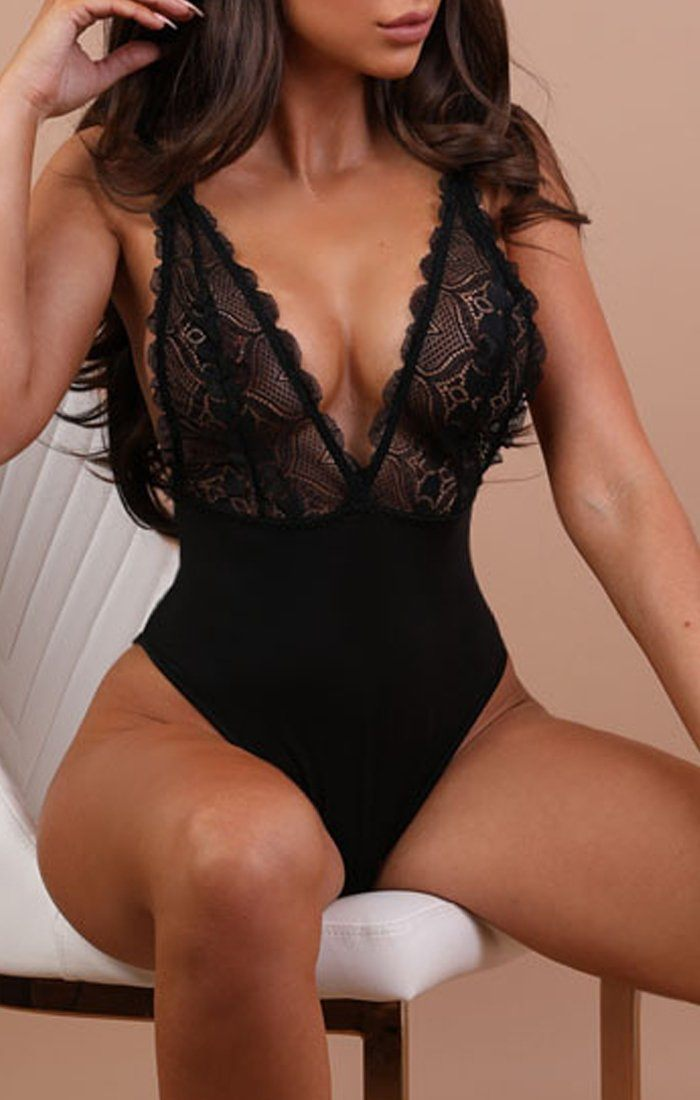 Black-lace-v-front-bodysuit-kimmy
