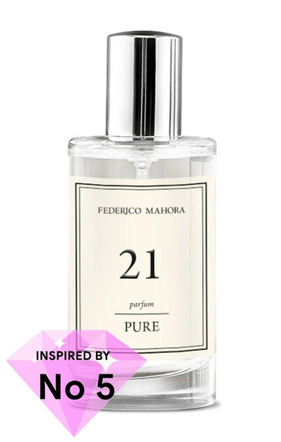 Inspired By No 5 Perfume
