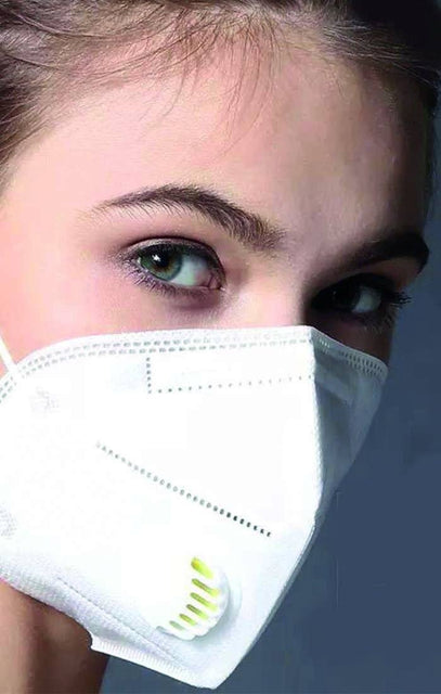 KN95 White Filter Hygiene Mask