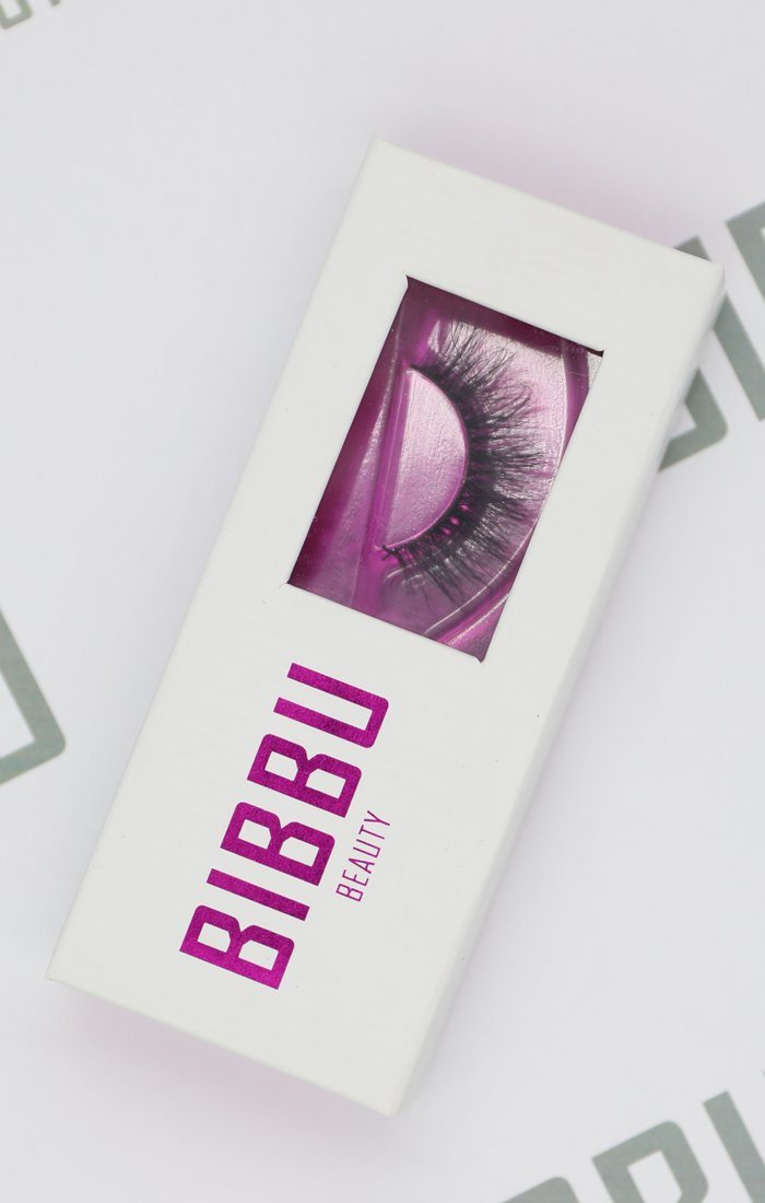 3D Mink Strip Lashes #Dubai