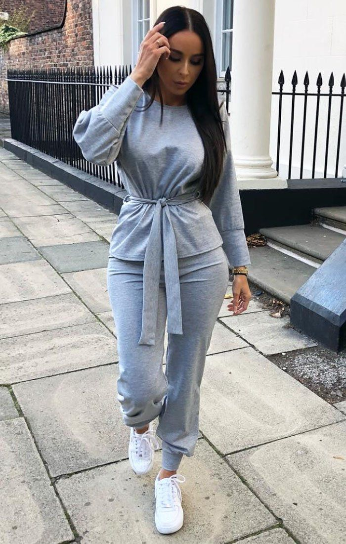 Grey-Boxy-Long-Sleeved-Tie-Loungewear-Set-Leah