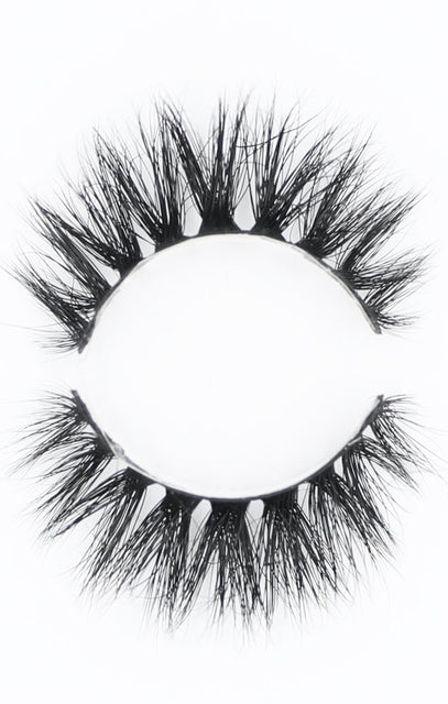 3D Mink Strip Lashes #Barcelona