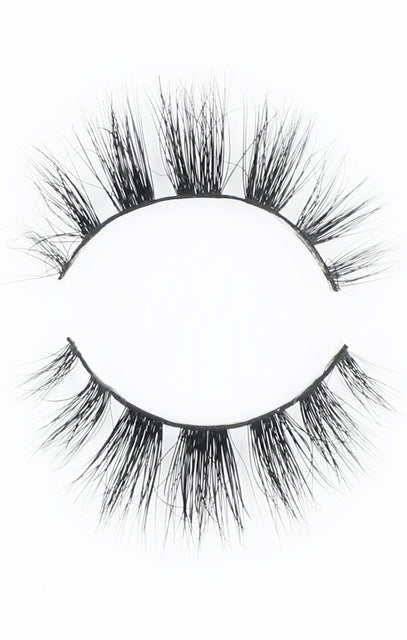 3D Mink Strip Lashes #Mykonos